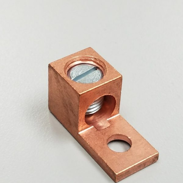 SINGLE COPPER MECHANICAL LUG